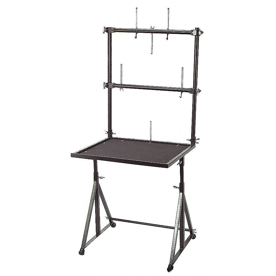 Exceptional Percussion Stand Latin Percussion LP760A Percussion Table ...