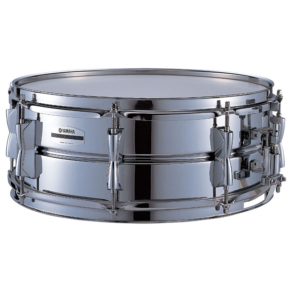Yamaha sd265a stage custom snare drum for Yamaha stage custom steel snare drum 14x6 5
