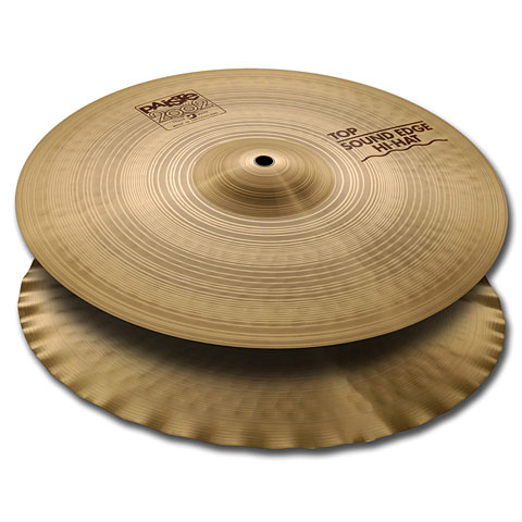 Paiste 2002 13'' Sound Edge HiHat
