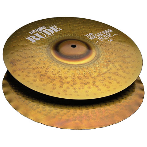 Paiste RUDE 14  Sound Edge HiHat