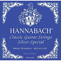 Classical Guitar Strings Hannabach 815 HT Blau