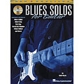 Instructional Book Hal Leonard Blues Solos for Guitar