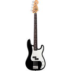 Fender Standard Precision Bass RW Black « Electric Bass Guitar