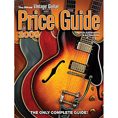 Hal Leonard Vintage Guitar Price Guide 2009