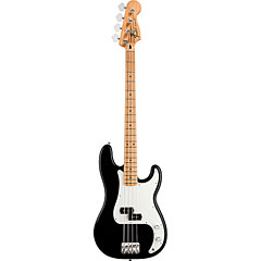 Fender Standard Precision Bass MN Black « Electric Bass Guitar