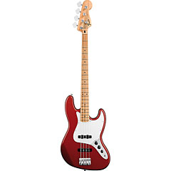 Fender Standard Jazzbass MN Candy Apple Red « Electric Bass Guitar
