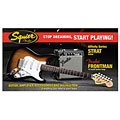 E-Guitar Set Squier Affinity Strat FM10G SB Set