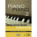 Songbook Hage Piano Piano 2 incl. 2 CDs