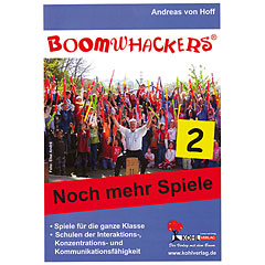 Kohl Boomwhackers Noch mehr Spiele