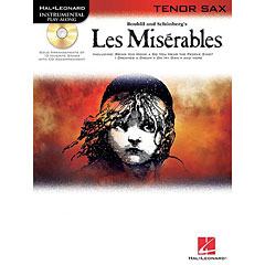 Hal Leonard Les Misérables for Tenor Sax