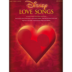 Hal Leonard Disney Love Songs