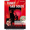 Instructional Book PPVMedien Funky Sax Solos