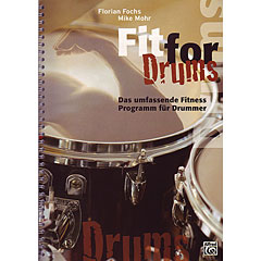Alfred KDM Fit For Drums