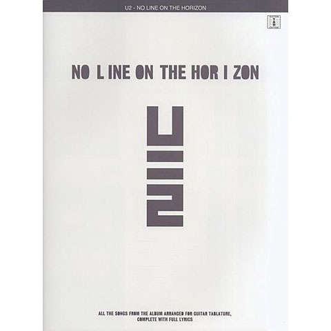 Music Sales U2 - No Line on the Horizon