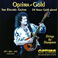 Electric Guitar Strings Optima Brian May, 009-042
