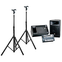 Yamaha Stagepas 300 Bundle