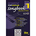 Dux Acoustic Pop Guitar Songbook 1 « Bladmuziek