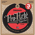 Classical Guitar Strings D'Addario EJ45-3D Pro-Arte