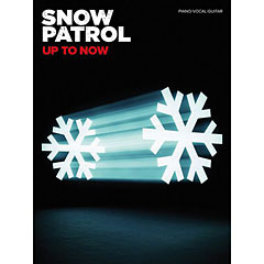 Music Sales Snow Patrol - Up To Now