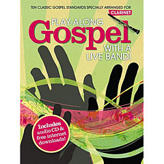Music Sales Gospel with a live band