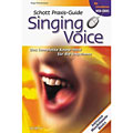 Guide Books Schott Praxis Guide Singing Voice