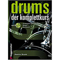 Instructional Book Voggenreiter Drums - der komplettkurs