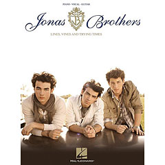 Hal Leonard Jonas Brothers - Lines, Vines and Trying Time