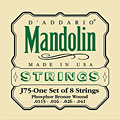 Strings D'Addario J75 Mandolin
