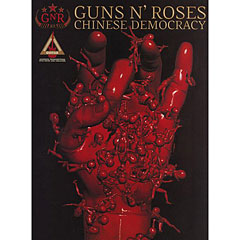 Music Sales Guns N' Roses - Chinese Democracy