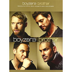 Music Sales Boyzone Brother