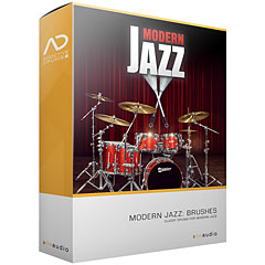 XLN Audio Addictive Drums 2 ADPak Modern Jazz: Brushes