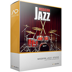 XLN Audio Addictive Drums 2 ADPak Modern Jazz: Sticks