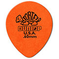 Dunlop Tortex TearDrop 0,60mm (72Stck) « Pick