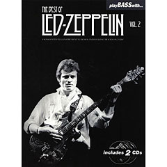 Music Sales Play Bass with The Best Of Led Zeppelin Vol.2