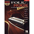Play-Along Hal Leonard Harmonica Play-Along Vol.4 - Folk Rock