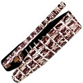 Richter Beaver's Tail Croco Natural « Guitar Strap