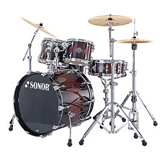 Sonor Select Force SEF 11 Stage 1 Smooth Brown Burst