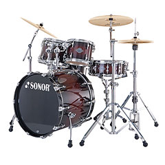 Sonor Select Force SEF 11 Stage 2 Smooth Brown Burst