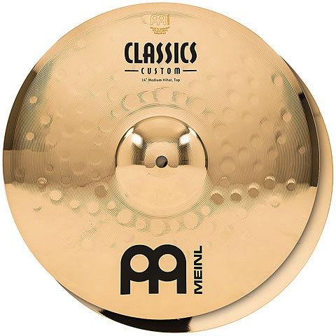 Meinl Classics Custom 14  Medium HiHat
