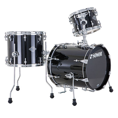 Sonor Select Force SEF 11 Jungle Piano Black
