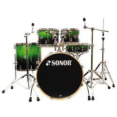 Sonor Essential Force ESF 11 Stage 1 Green Fade