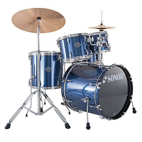 Sonor Smart Force Xtend SFX 11 Combo Brushed Blue