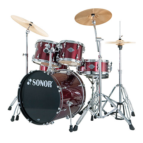 Sonor Smart Force Xtend SFX 11 Combo Wine Red