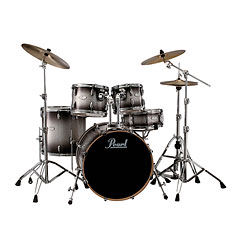 Pearl Vision Maple VML905 #368 Black Silver Burst