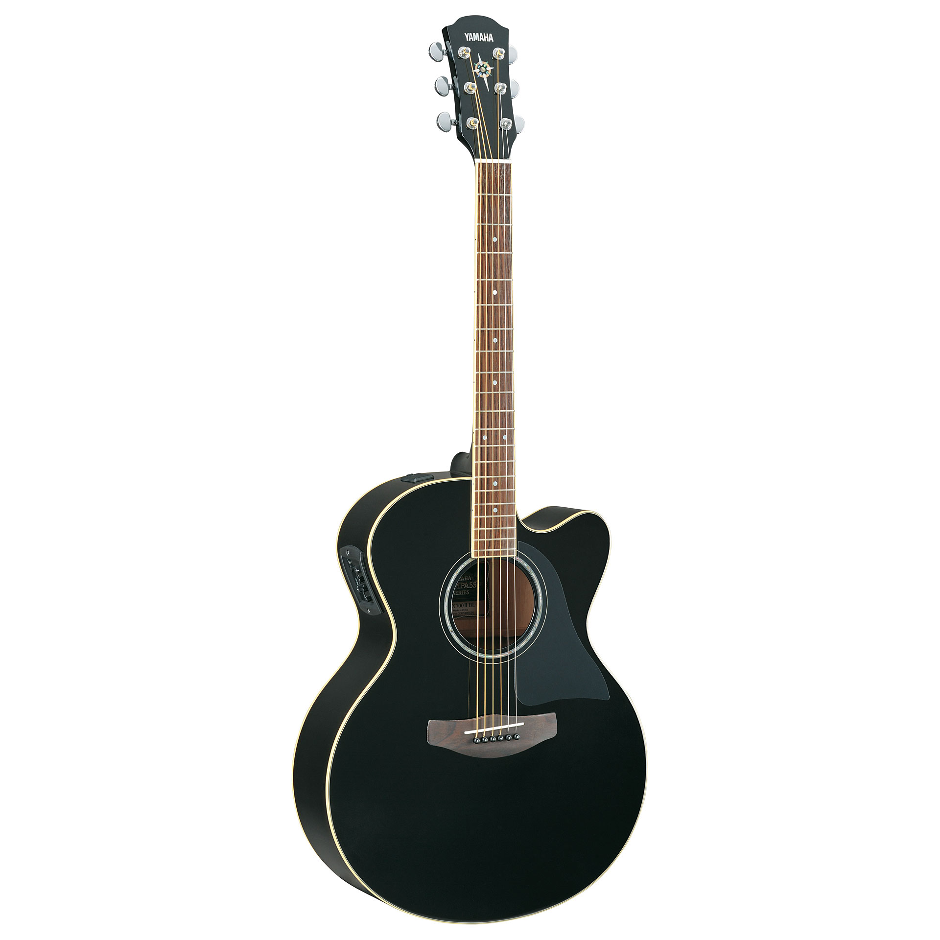 Yamaha cpx500iii bl acoustic guitar for Yamaha acoustic bass guitar