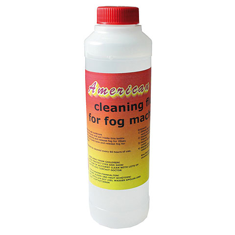 American DJ Cleaning Fluid