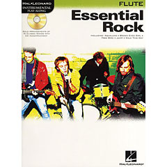 Hal Leonard Essential Rock for Flute