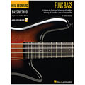 Hal Leonard Bass Method - Funk Bass « Instructional Book