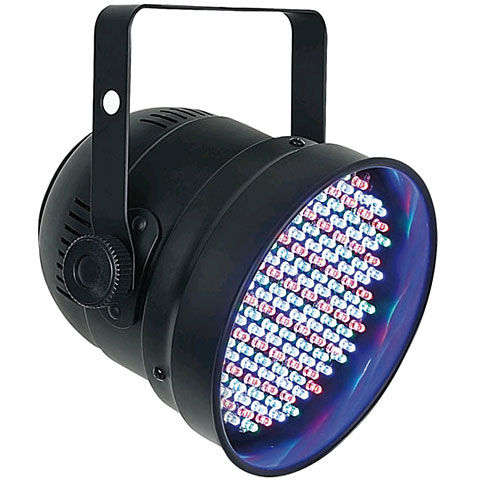 Showtec LED PAR 56 ECO Short Black