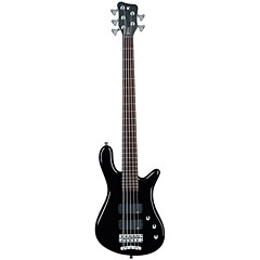 Warwick Rockbass Streamer Standard 5 Black HP « Electric Bass Guitar